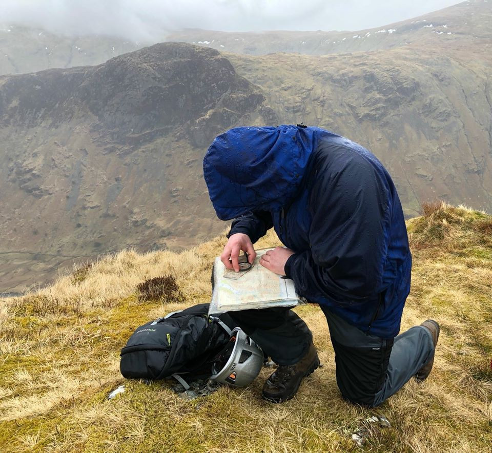 Advanced Scrambling and Navigation I Lakeland Mountain Guides