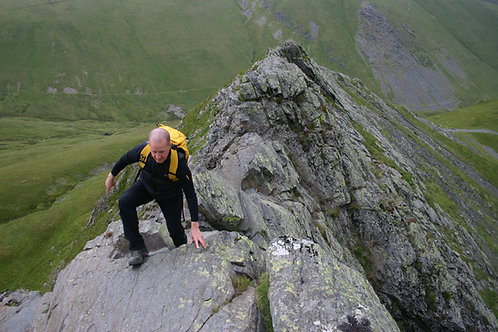 Blencathra & Sharp Edge Guided Walk I Lakeland Mountain Guides
