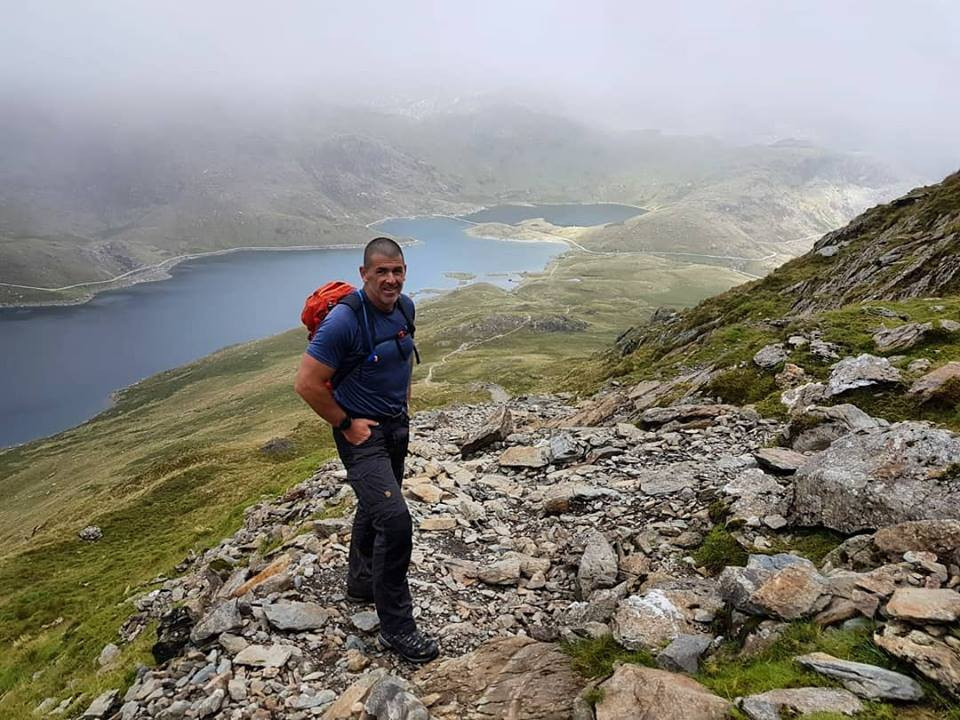 THe Snowdon Horseshoe I Lakeland Mountain Guides