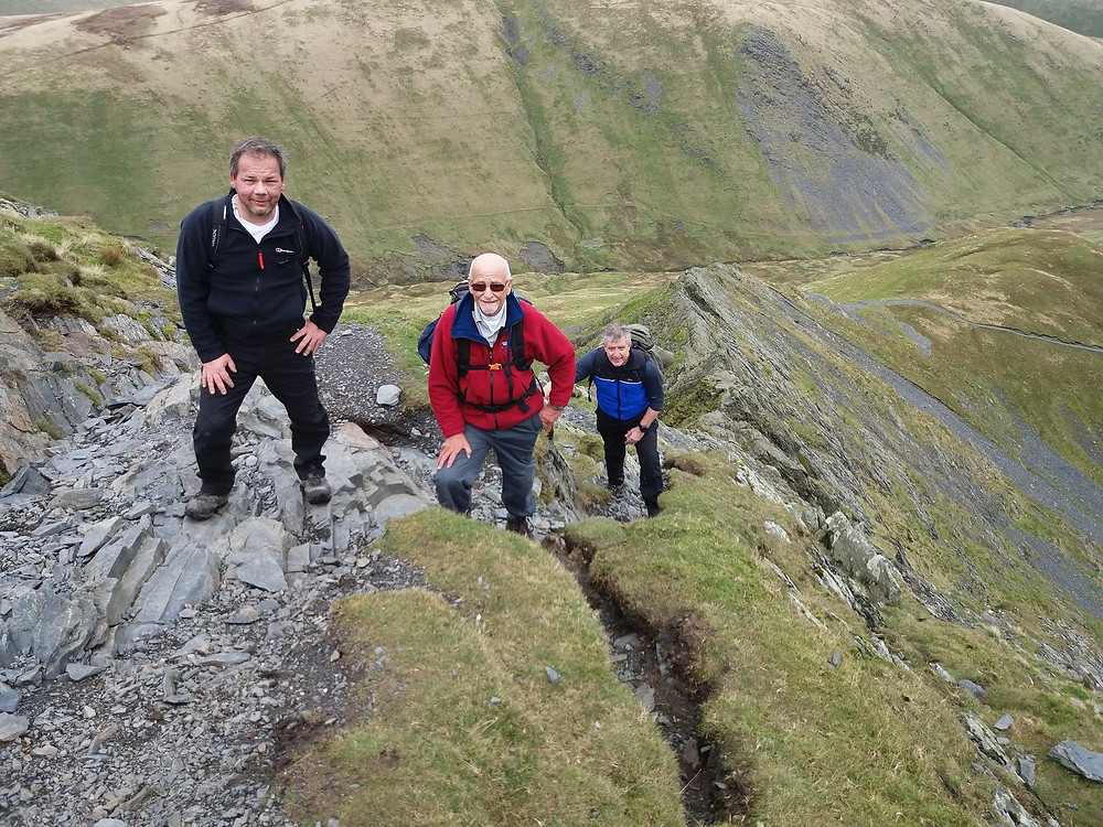 Blencathra & Sharp Edge I Lakeland Mountain Guides