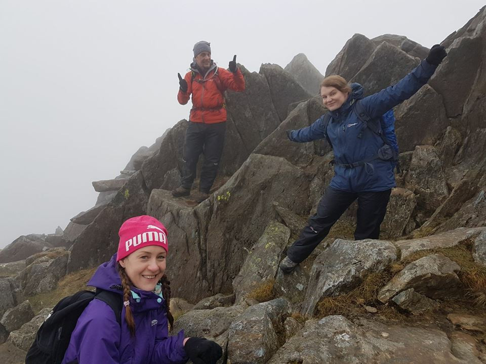 Tryfan Guided Scramble I Lakeland Mountain Guides