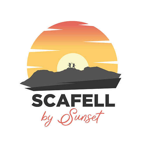 Scafell For Sunset