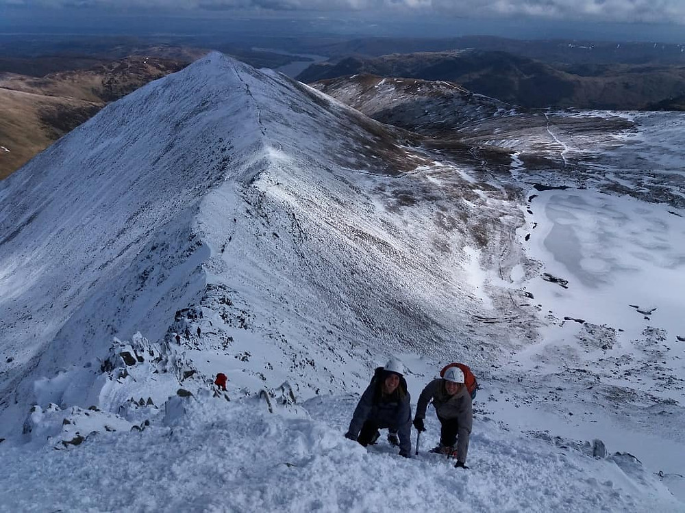 Lake District Winter Skills I Lakeland Mountain Guides