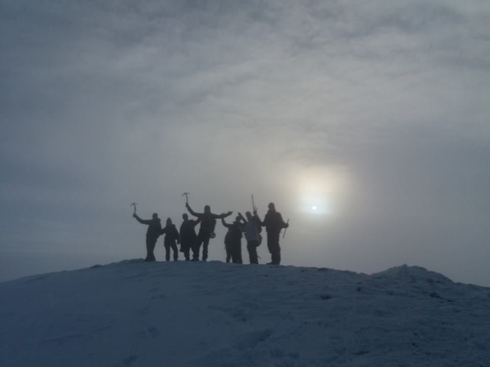 Winter Skills in the Lake District I Lakeland Mountain Guides