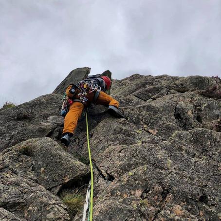 Half Day Rock Climbing Session