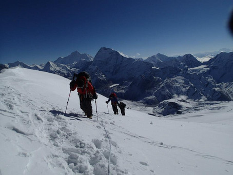 How hard is Mera Peak?