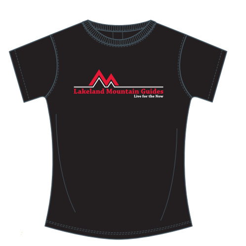 Lakeland Mountain Guides T-Shirt Womens
