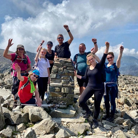 Scafell Pike 5 Peaks Challenge