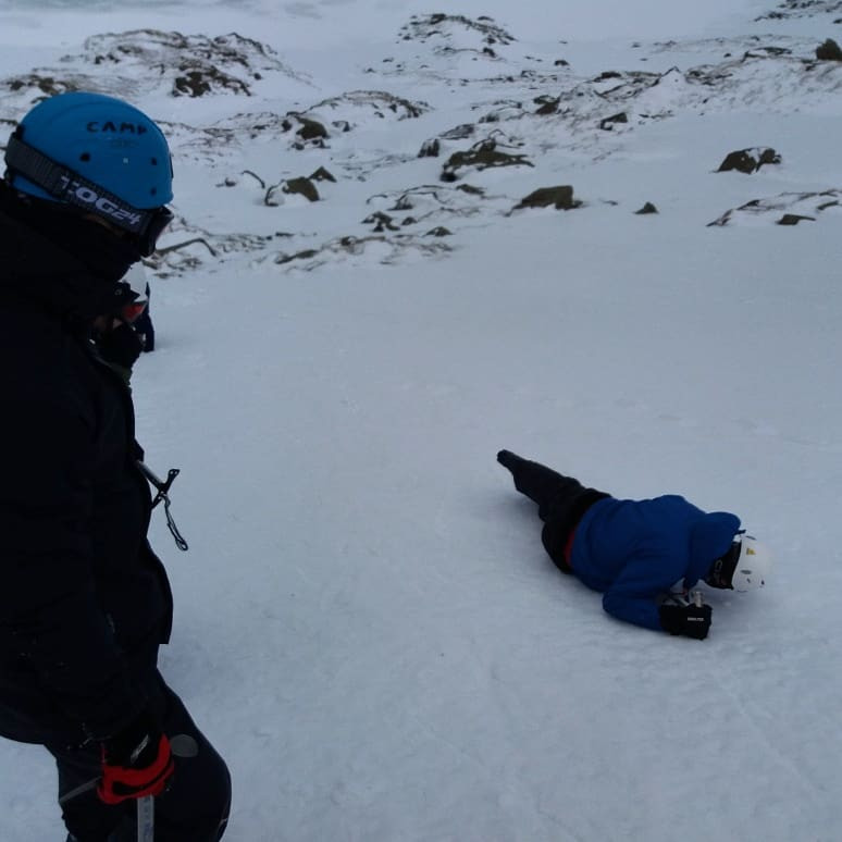 Winter Skills I Lakeland Mountain Guides