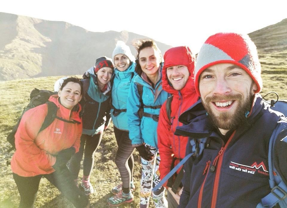 Pinnacle Ridge Scramble I Lakeland Mountain Guides