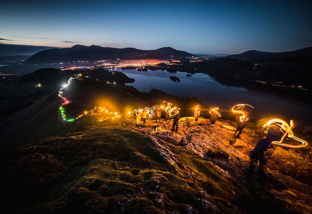 The Lakeland Festival of Light