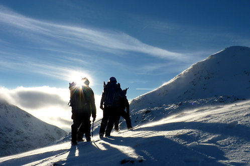 Two Day Winter Skills Course I Lakeland Mountain Guides