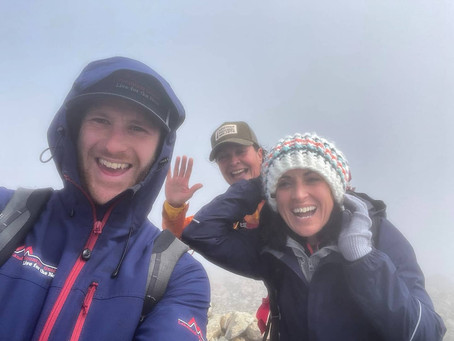 Guided Scafell Pike walk