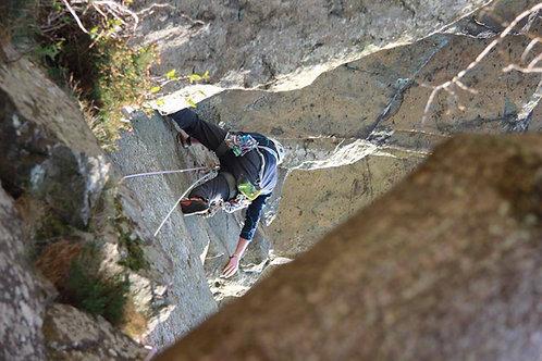 Guided Rock Climbing I Lakeland Mountain Guides