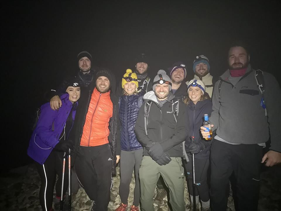 National 3 Peaks Challenge Guiding I Lakeland Mountain Guides