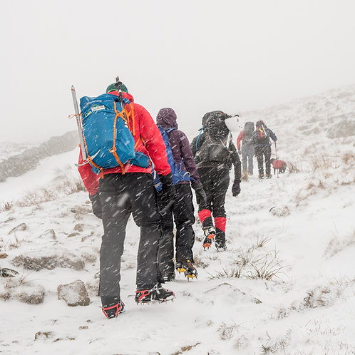 Four Day Winter Skills Course I Lakeland Mountain Guides