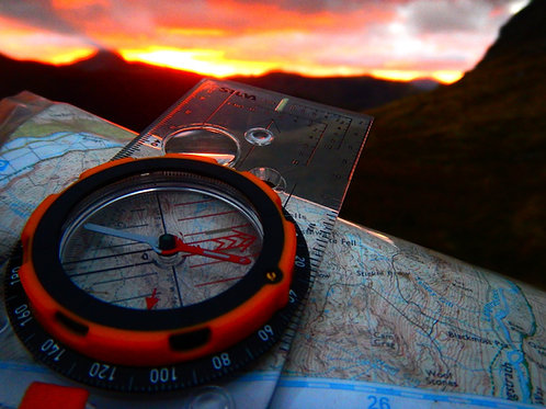 Night Navigation Training I Lakeland Mountain Guides