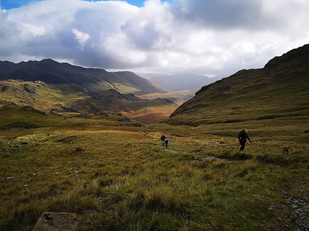 Scafell Guided Walk I Lakeland Mountain Guides