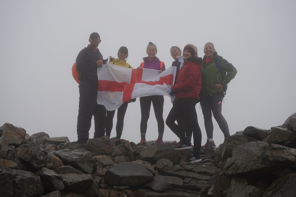 Scafell Pike Corporate Day I Lakeland Mountain Guides