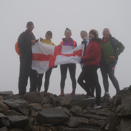 Scafell Pike Corporate Social Responsibility Day