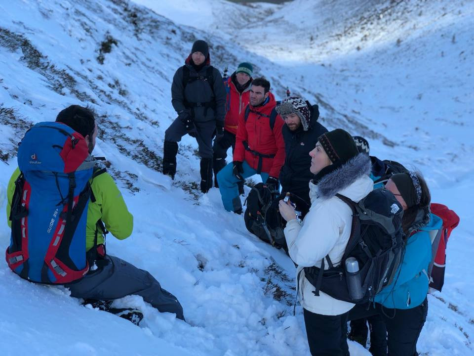 Winter Skills Course in Scotland I Lakeland Mountain Guides