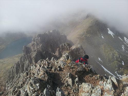 Snowdonia Scramble Challenge I Lakeland Mountain Guides