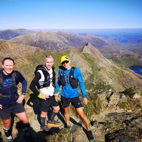 Snowdonia Trail Running
