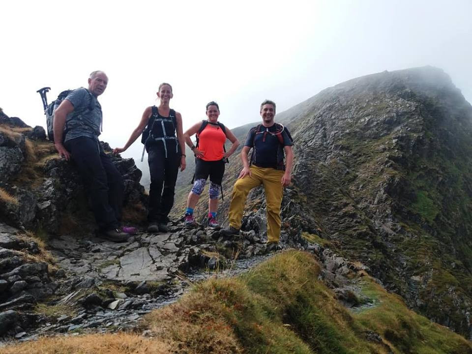 Blencathra & Sharp Edge I Lakeland Mountain Guides