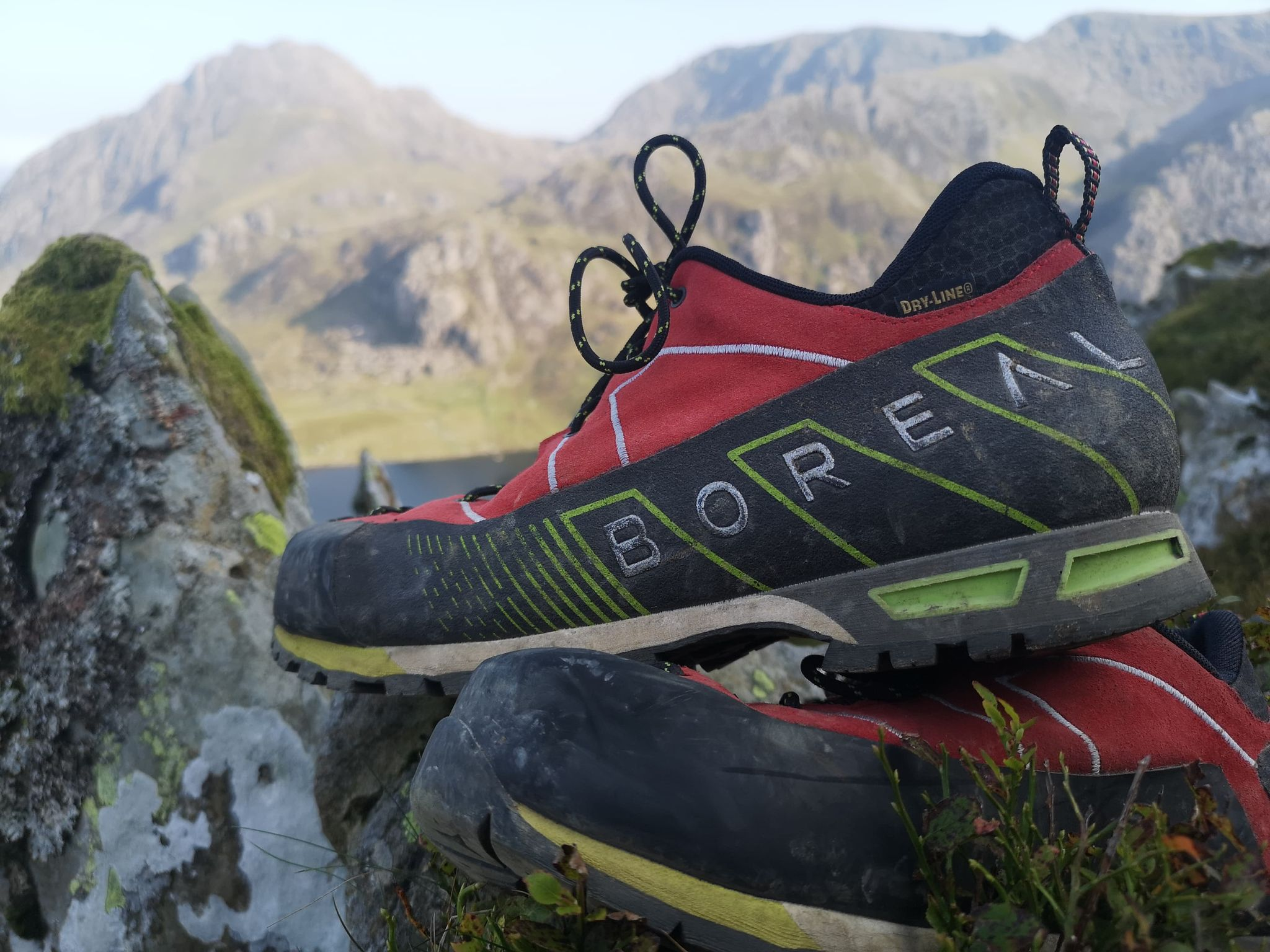 Boreal Drom Approach Shoe