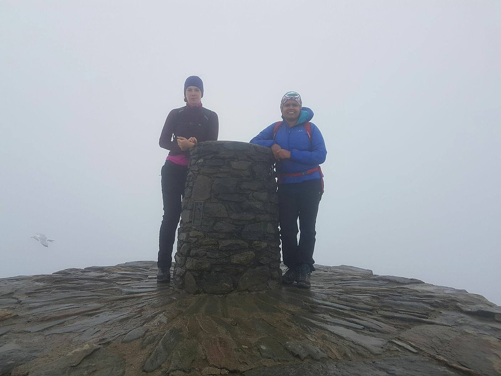 Snowdon Summit I Lakeland Mountain Guides