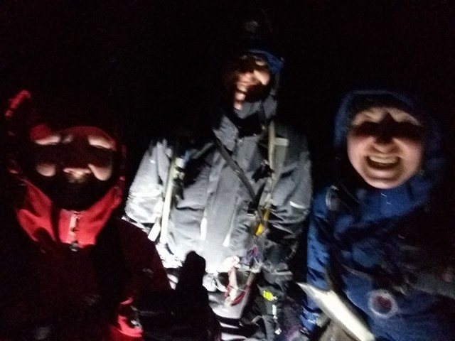 Winter Night Navigation I Lakeland Mountain Guides