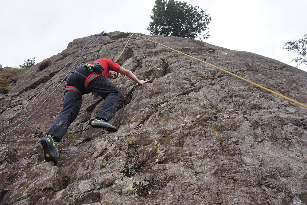 Introduction to Rock Climbing