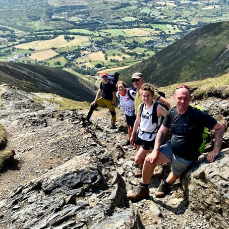 Blencathra and Sharp Edge Guided Walk