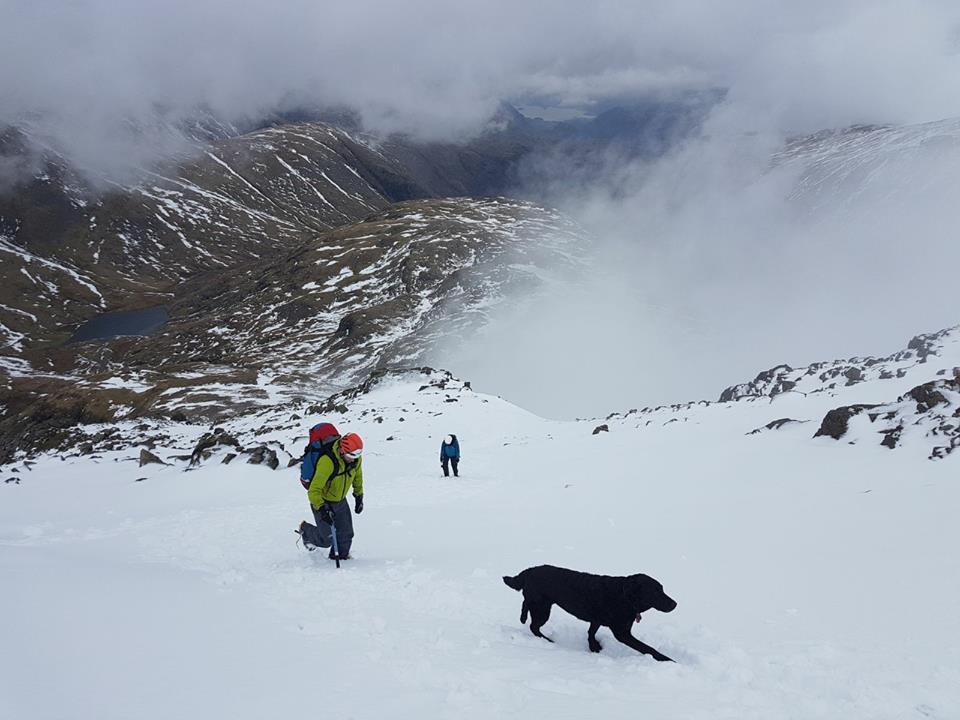 Winter Skills Course I Lakeland Mountain Guides