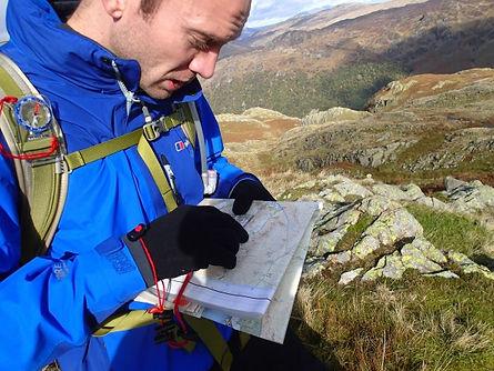Basic Mountain Navigation Training Course