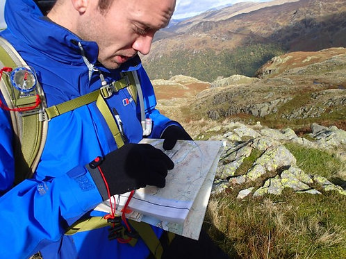 Snowdonia Basic Navigation Training Day I Lakeland Mountain Guides