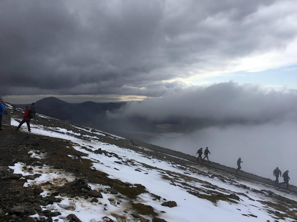 Snowdon Charity Trek I Lakeland Mountain Guides
