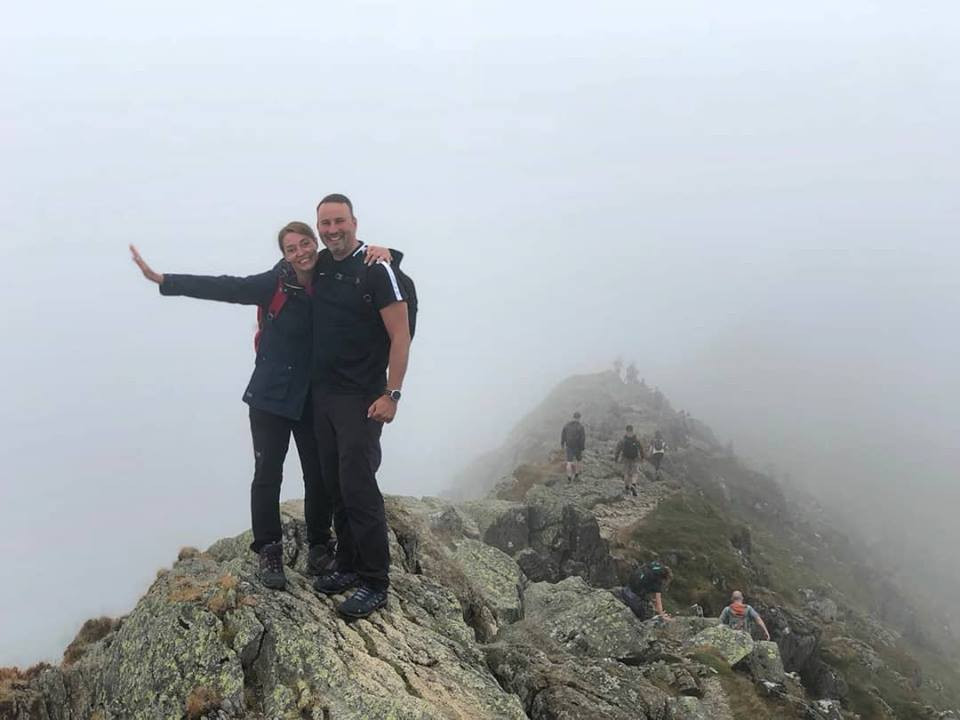 Helvellyn & Striding Edge Guided Walks I Lakeland Mountain Guides