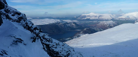 Winter Summit Experiences in the Lake District