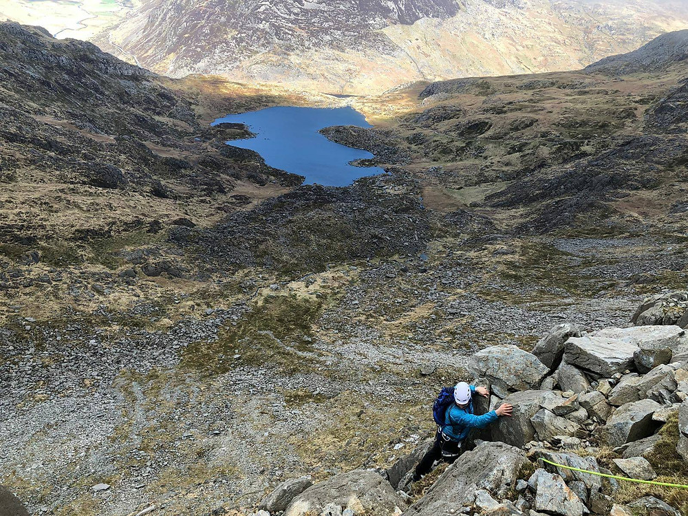 Dolmen Ridge I Lakeland Mountain Guides