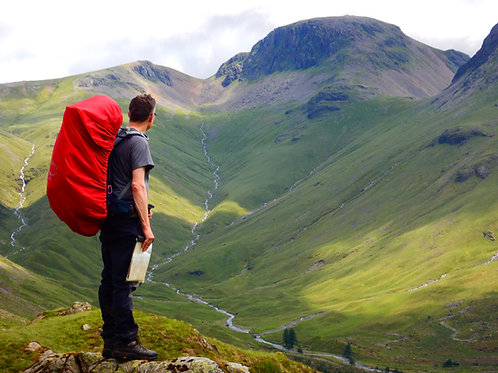 Four Day Summer Mountain Skills Course I Lakeland Mountain Guides