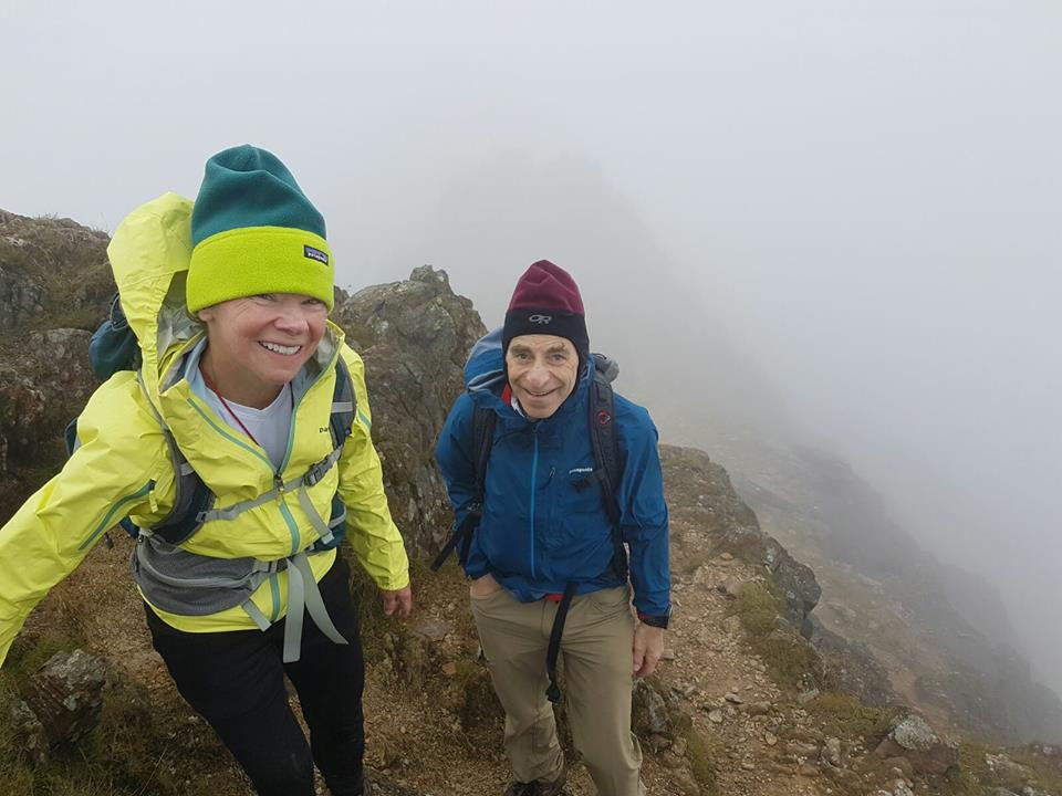 Cribb Goch I Lakeland Mountain Guides