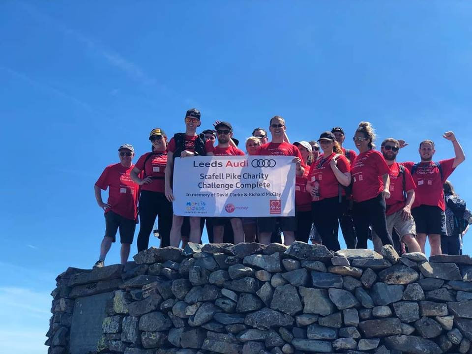 Scafell Pike Charity Walk I Lakeland Mountain Guides