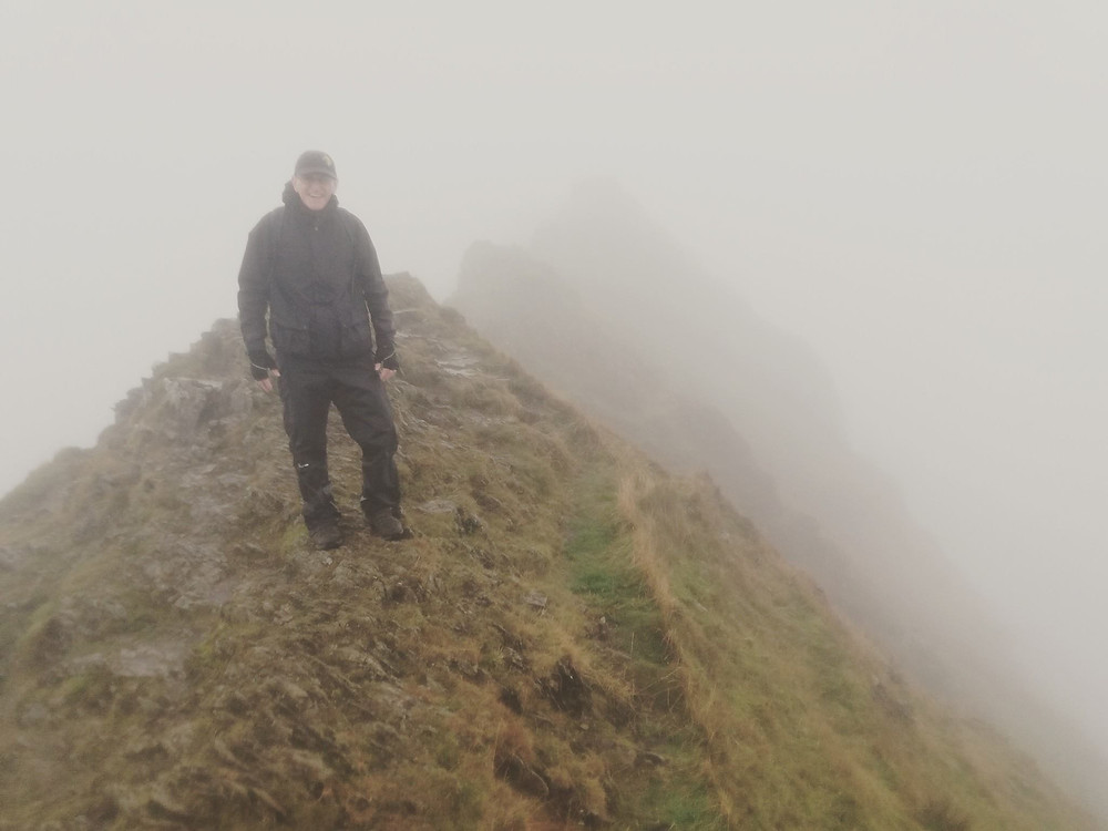 Striding Edge Guided Walk I Lakeland Mountain Guides