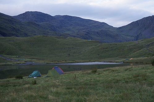 Wild Camping Experience