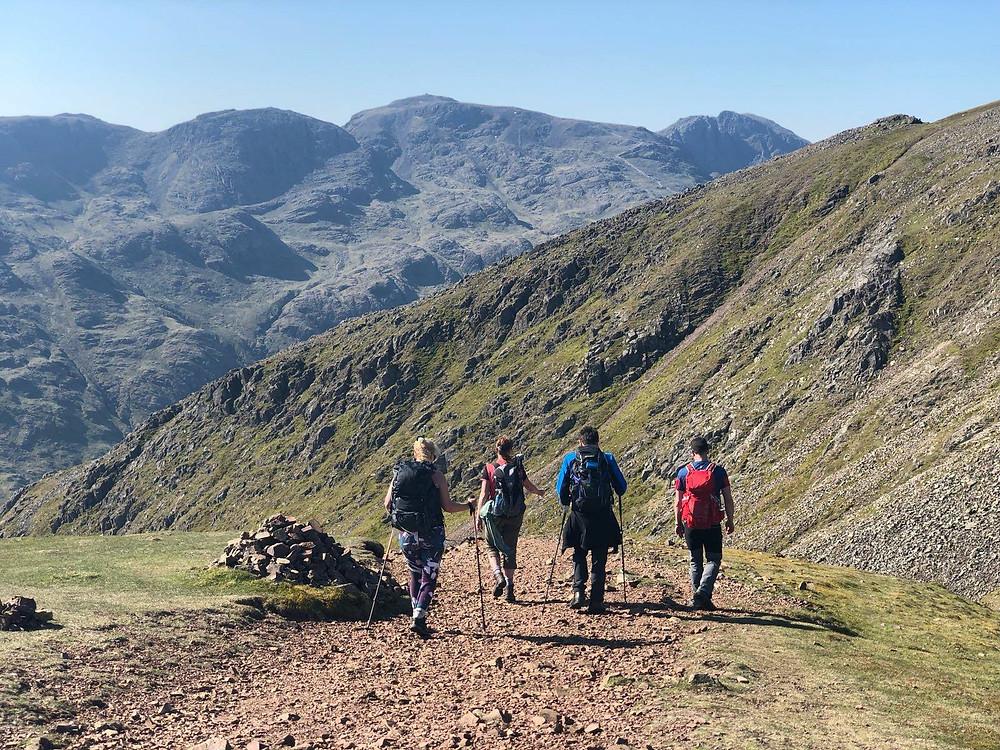 Borrowdale 10 Challenge I Lakeland Mountain Guides