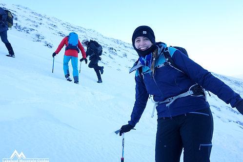 Lake District Winter Skills Course I Lakeland Mountain Guides