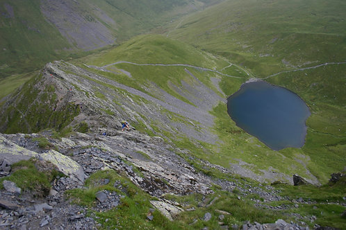 Blencathra & Sharp Edge Guided Walk I Lakeland Mountain Guides