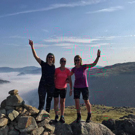 Scafell Pike - The hard way
