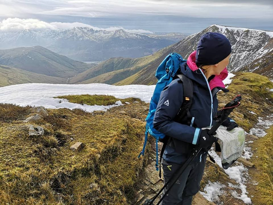 Winter Navigation Training Day I Lakeland Mountain Guides